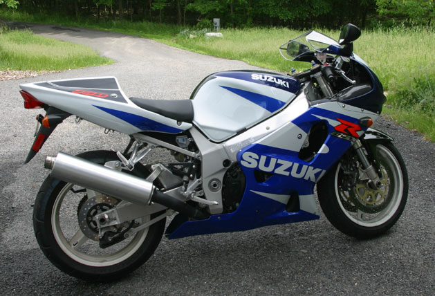 1987 GSXR 750 for Sale http://www.projansky.com/forsale/gsxr750/index.htm